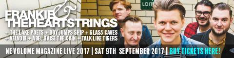 Frankie & The Heartstrings - Sat 9th September