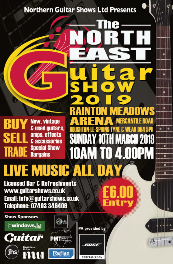 The North East Guitar Show
