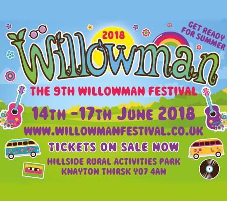 Willowman Festival 2018